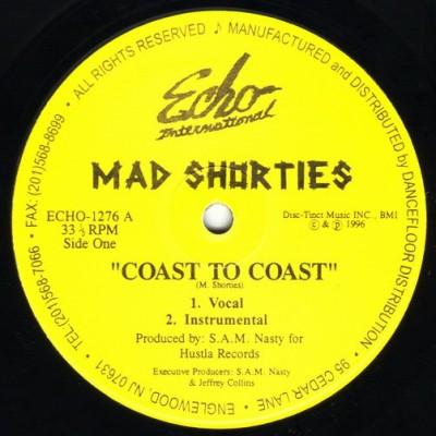 Mad Shorties - Coast To Coast / Frienemies