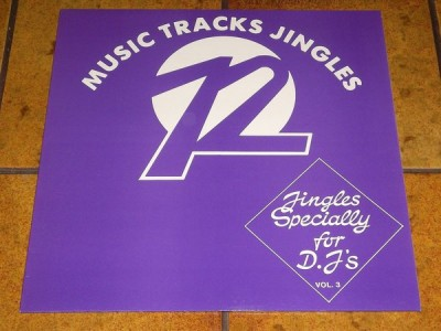 Yannick Chevalier - Jingles Specially For D.J's Vol. 3