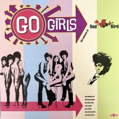 Various - Go Girls - The Women Of Red Bird