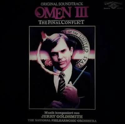 Jerry Goldsmith - Omen III (Original Soundtrack)
