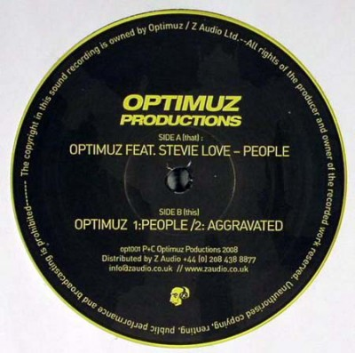 Optimuz - People