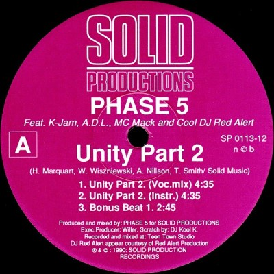 Solid Posse - Unity Part 2 / Unity Part 3