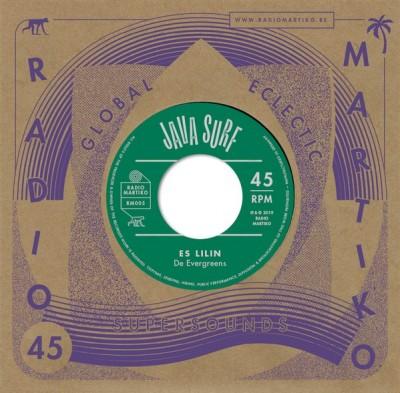 The Evergreens / Les Jaguars De Casablanca - Es Lilin / Gonzales