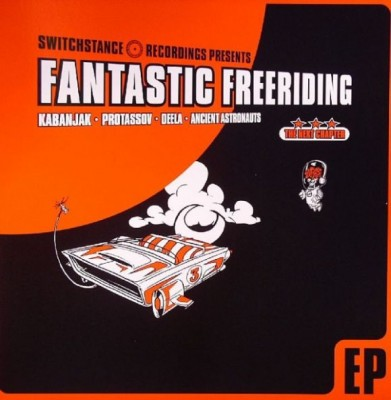 Various - Fantastic Freeriding - The Next Chapter EP