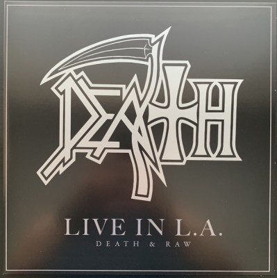 Death - Live In L.A. (Death & Raw)