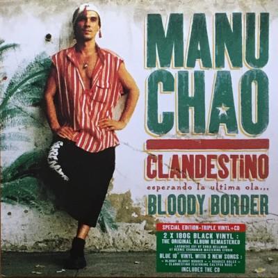 Manu Chao - Clandestino / Bloody Border