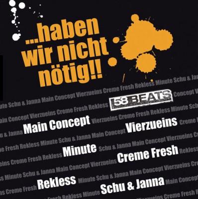 Various - ...Haben Wir Nicht Nötig!!