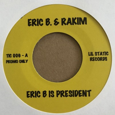 Eric B. & Rakim, Mountain - Eric B Is President / Long Red