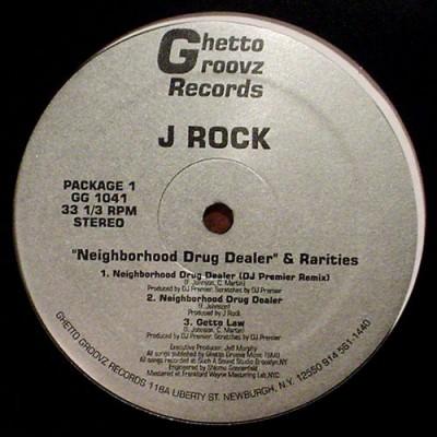 J Rock - Neighborhood Drug Dealer & Rarities