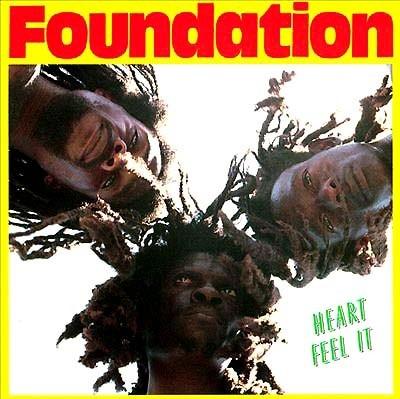 Foundation (14) - Heart Feel It