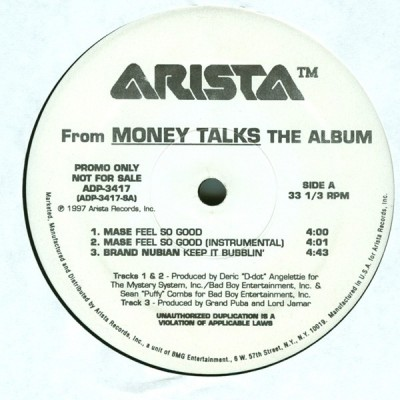 Various - From Money Talks The Album