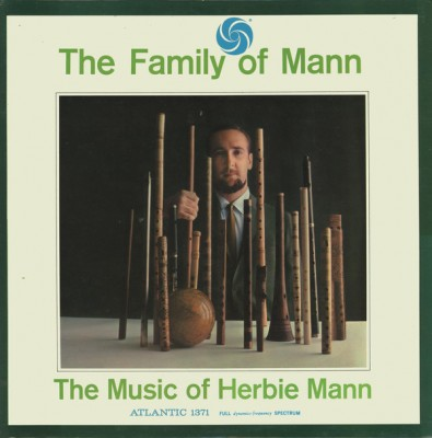 The Family Of Mann - The Music Of Herbie Mann