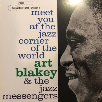 Art Blakey & The Jazz Messengers - Meet You At The Jazz Corner Of The World (Volume 2)