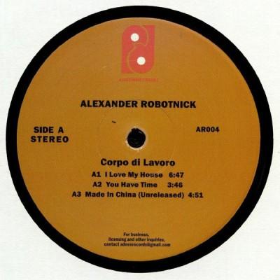 Alexander Robotnick - Corpo Di Lavoro
