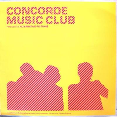 Concorde Music Club - Alternative-fiction