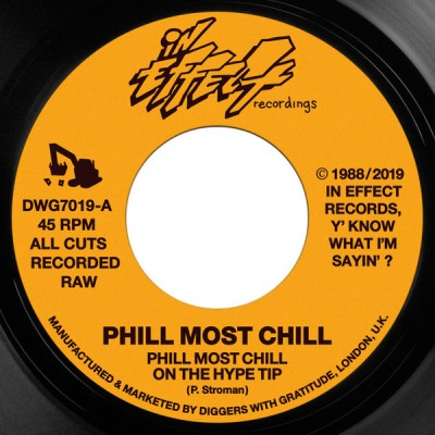 Phill Most Chill - Phill Most Chill On The Hype Tip / Damage