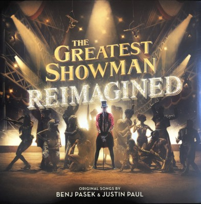 Various - The Greatest Showman Reimagined