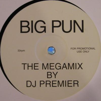 Big Punisher - The Megamix By DJ Premier