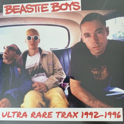Beastie Boys - Ultra Rare Tracks 1992-1996