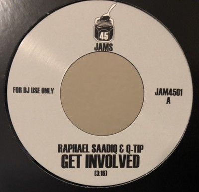 Raphael Saadiq & Q-Tip / Q-Tip - Get Involved / Vivrant Thing