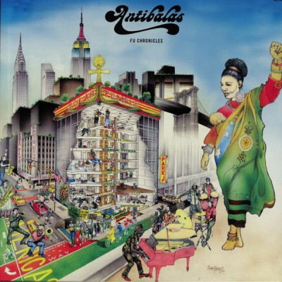 Antibalas - Fu Chronicles
