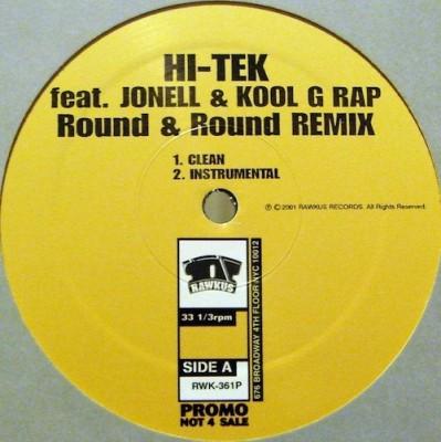 Hi-Tek - Round & Round (Remix)