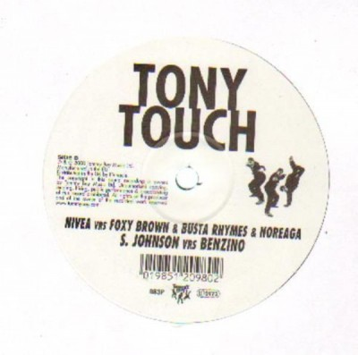 Tony Touch - Untitled