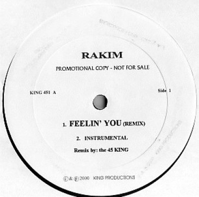 Rakim / Force MD's / Public Enemy - The 45 King Remixes