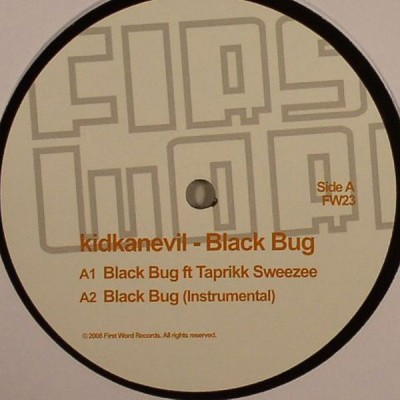 Kidkanevil - Black Bug