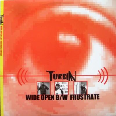 Turbin - Wide Open / Frustrate