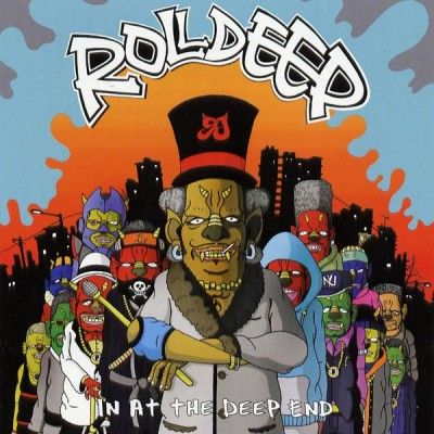 Roll Deep - In At The Deep End