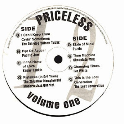 Various - Priceless Volume One