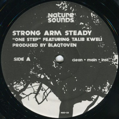 Strong Arm Steady - One Step / The Movement