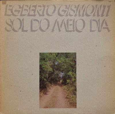 Egberto Gismonti - Sol Do Meio Dia