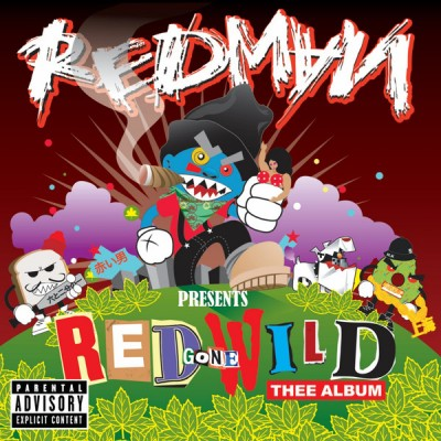 Redman - Red Gone Wild Thee Album