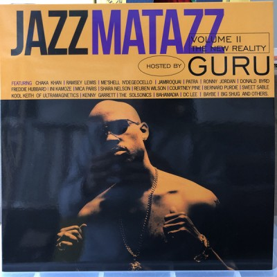 Guru - Jazzmatazz Volume II (The New Reality)