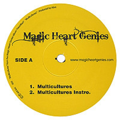Magic Heart Genies - Multicultures