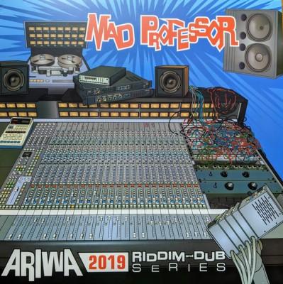 Mad Professor - Ariwa 2019 Riddim And Dub Series