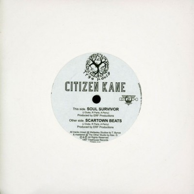 Citizen Kane - Soul Survivor / Scartown Beats