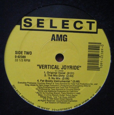 AMG - Vertical Joyride