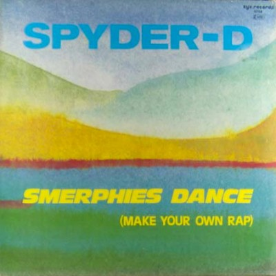 Spyder-D - Smerphies Dance