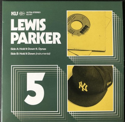 Lewis Parker - Hold It Down