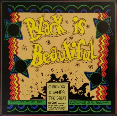 Chronixx x Sampa The Great / Raiza Biza, Oddisee, Zenyth - Black Is Beautiful Remix/ Trouble