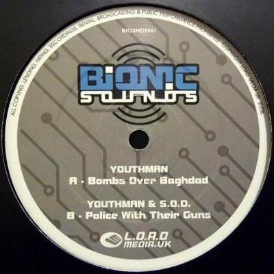 Youthman - Bombs Over Baghdad