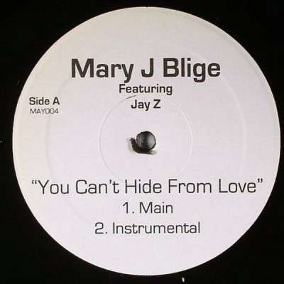 Mary J. Blige - You Can't Hide From Love / Your Smiling Face