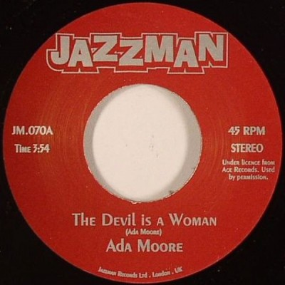 Ada Moore - The Devil Is A Woman