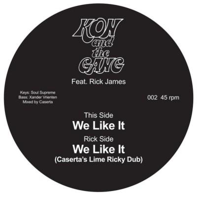 Kon & The Gang - We Like It
