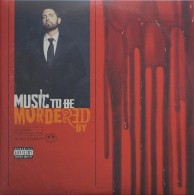 Eminem, Slim Shady - Music To Be Murdered By