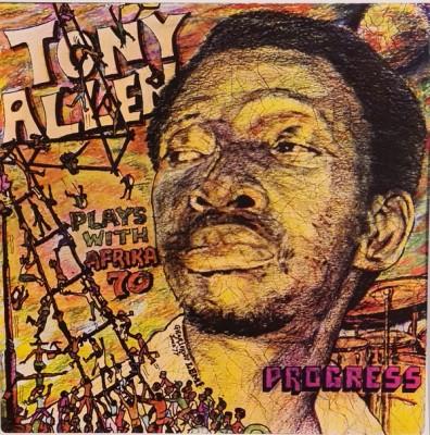 Tony Allen - Progress