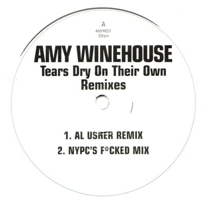 Amy Winehouse - Tears Dry On Their Own (Remixes)